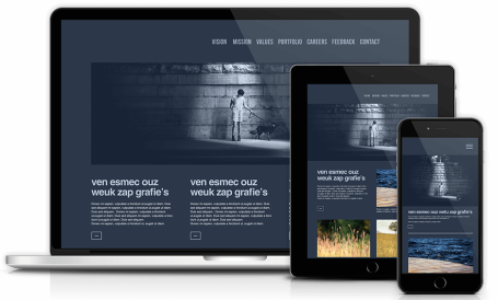 Web & Mobile - Responsive Design